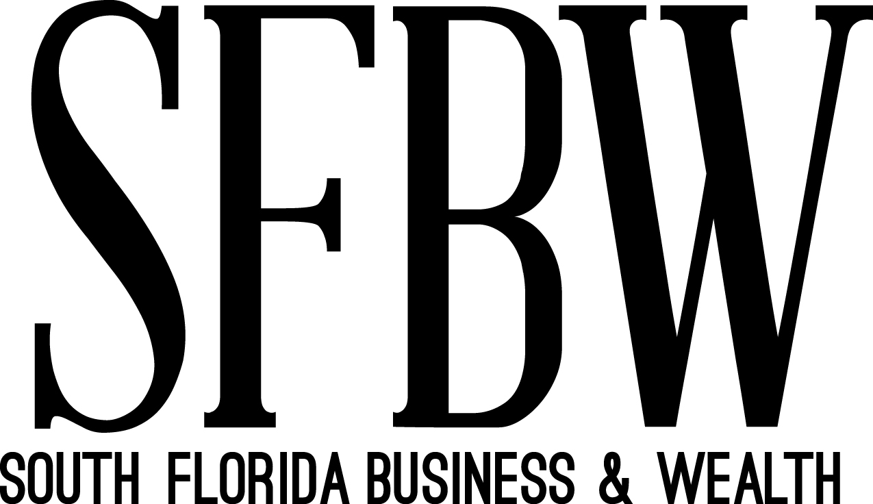 South Florida Business & Wealth logo
