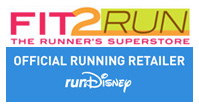 Fit 2 Run logo