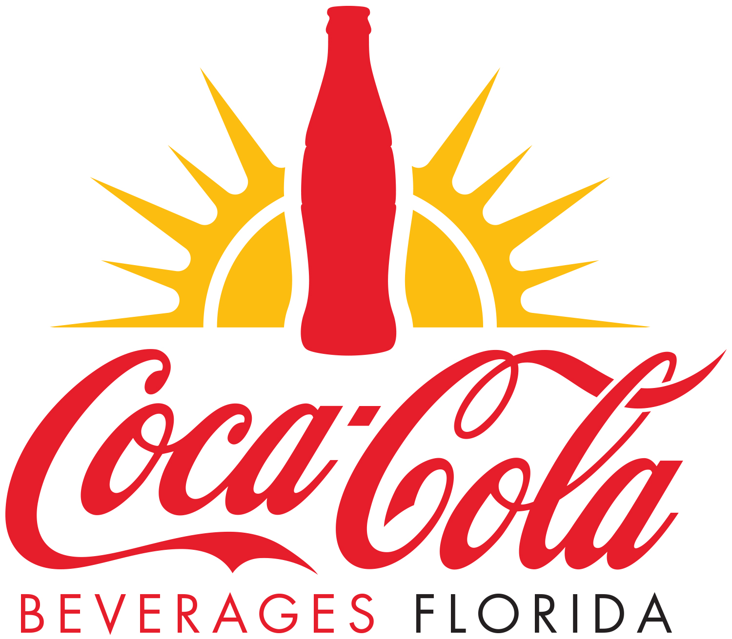 Coke Florida logo