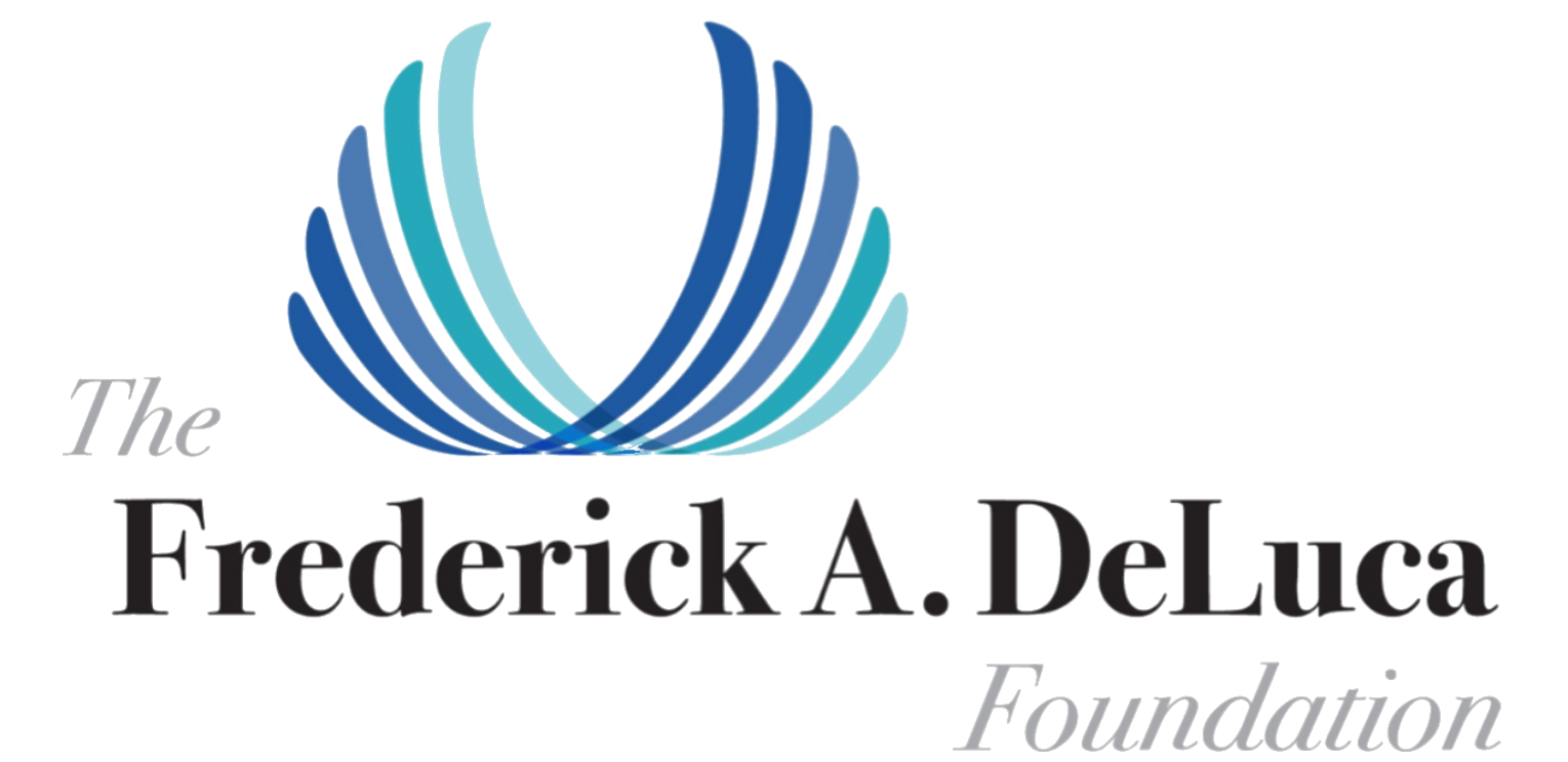The Frederick A. DeLuca Foundation logo