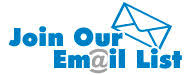 Join our email list logo