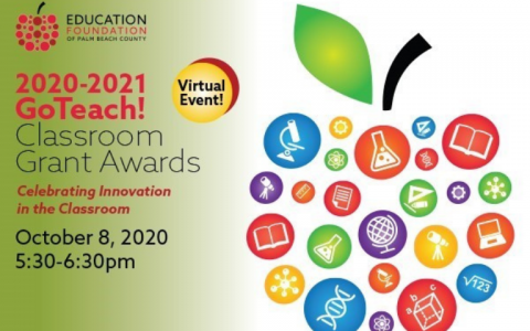 GoTeach! awards invitation
